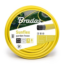Wąż ogrodniczy Sunflex 3/4- 20mb